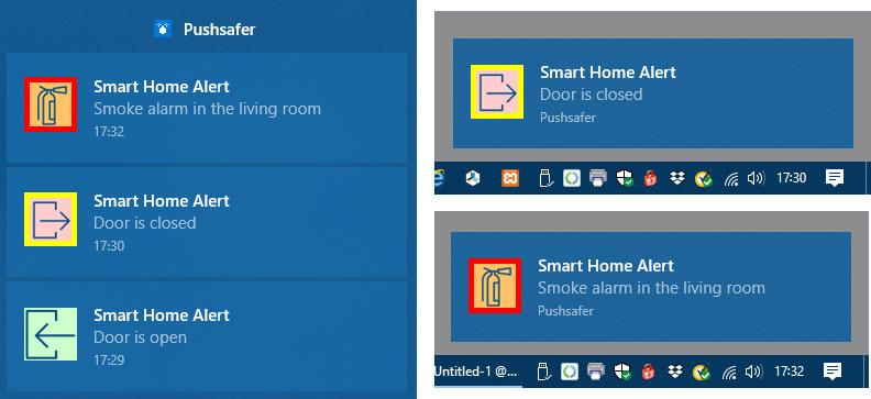Windows 10 farbige Icons