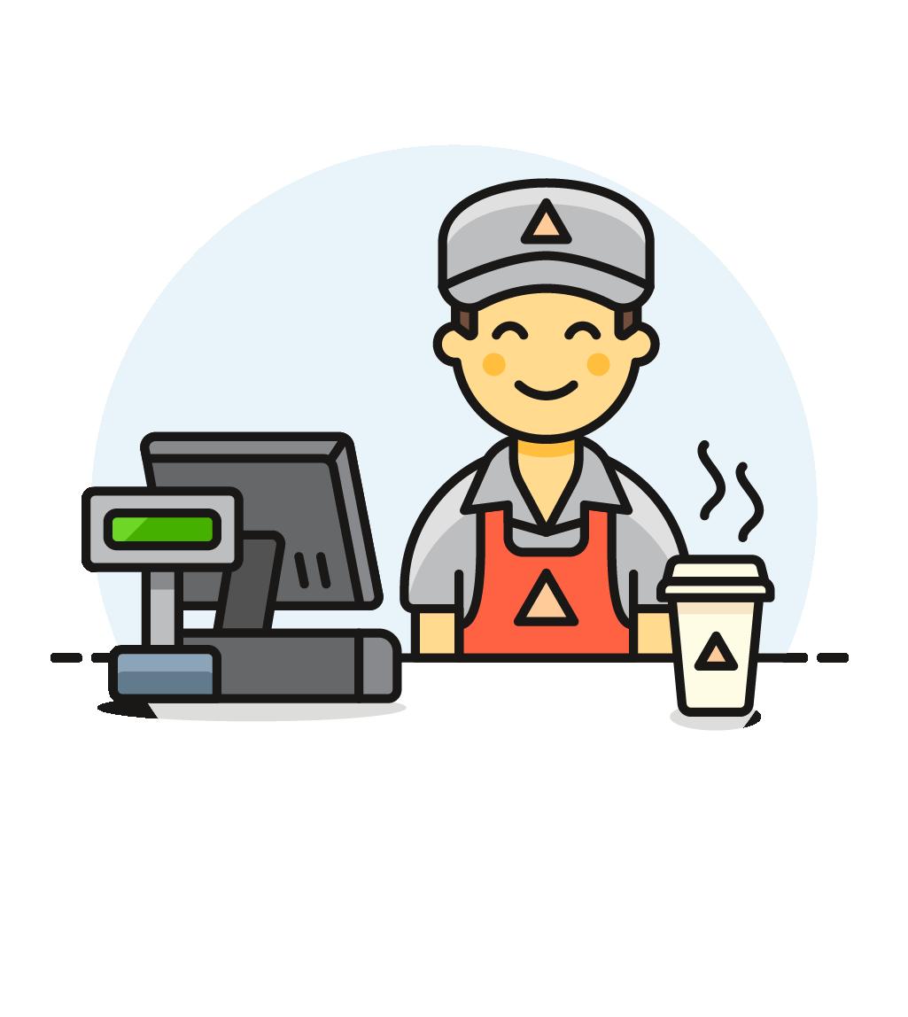 Urgent hiring for cashier cum waiterwaitress barista in dubai dubai